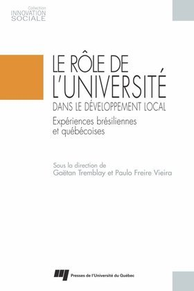 Le rôle de l'université dans le développement local