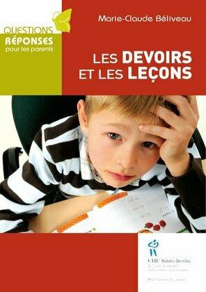 Les devoirs et les leçons
