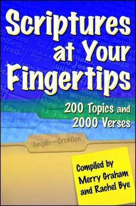 Scriptures at Your Fingertips