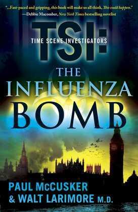 The Influenza Bomb: A Novel