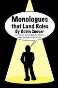 Monologues That Land Roles