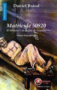 Matricule 50820