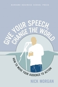 Give Your Speech, Change the World