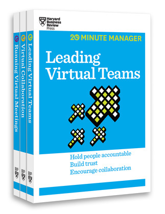 The Virtual Manager Collection (3 Books) (HBR 20-Minute Manager Series)