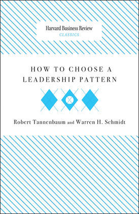 How to Choose a Leadership Pattern