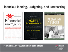 Financial Planning, Budgeting, and Forecasting: Financial Intelligence Collection (7 Books)