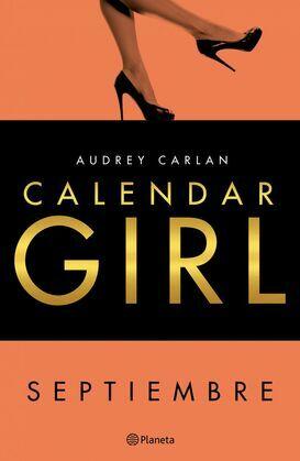 Calendar Girl. Septiembre