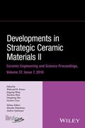 Developments in Strategic Ceramic Materials II