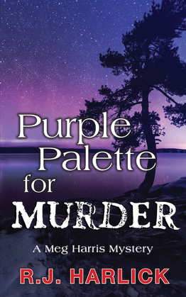 Purple Palette for Murder