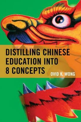 Distilling Chinese Education into 8 Concepts