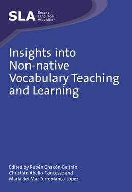 Insights into Non-native Vocabulary Teaching and Learning