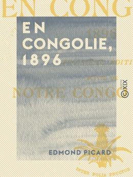 En Congolie, 1896