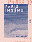 Paris ingénu