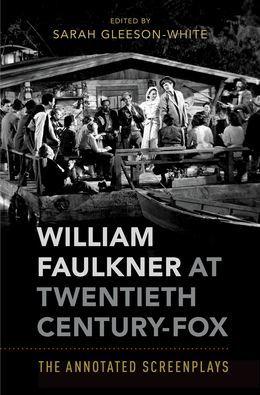 William Faulkner at Twentieth Century-Fox