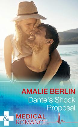 Dante's Shock Proposal (Mills & Boon Medical) (Hot Latin Docs, Book 4)