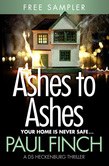 Ashes to Ashes (free sampler) (Detective Mark Heckenburg, Book 6)