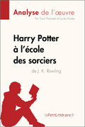 Harry Potter à l'école des sorciers de J. K. Rowling (Analyse de l'oeuvre)