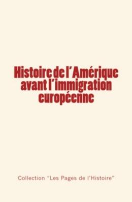 Histoire de l'Amérique avant l'immigration européenne
