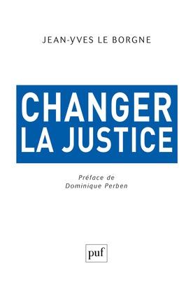 Changer la justice