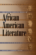 The North Carolina Roots of African American Literature