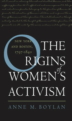 The Origins of Women's Activism
