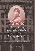 Pauline Elizabeth Hopkins
