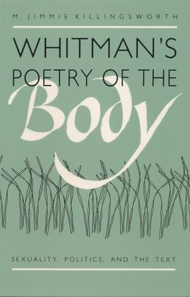 Whitman's Poetry of the Body