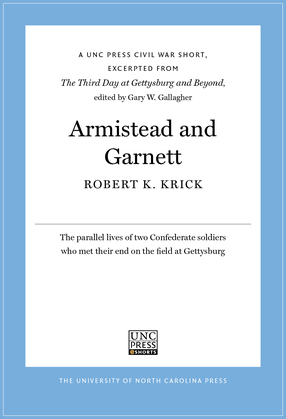 Armistead and Garnett
