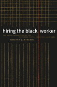 Hiring the Black Worker
