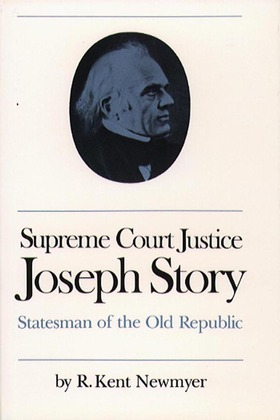 Supreme Court Justice Joseph Story