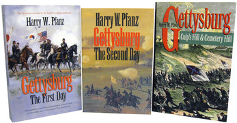 The Harry Pfanz Gettysburg Trilogy, Omnibus E-book