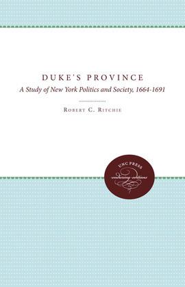 The Duke's Province