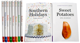 The Savor the South® Cookbooks, 10 Volume Omnibus E-book
