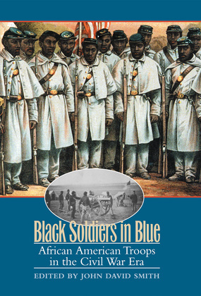 Black Soldiers in Blue