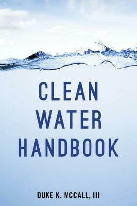 The Clean Water Act Handbook