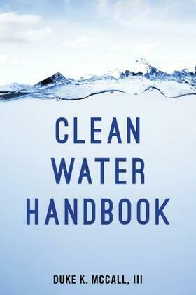 The Clean Water Act Handbook