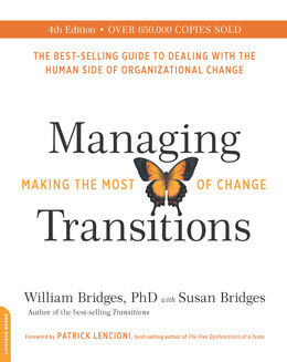 Managing Transitions, 25th anniversary edition