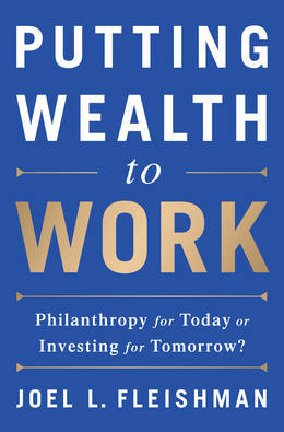 Putting Wealth to Work
