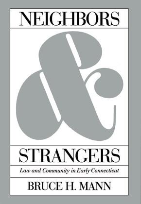 Neighbors and Strangers