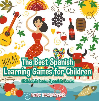 The Best Spanish Learning Games for Children   Children's Learn Spanish Books