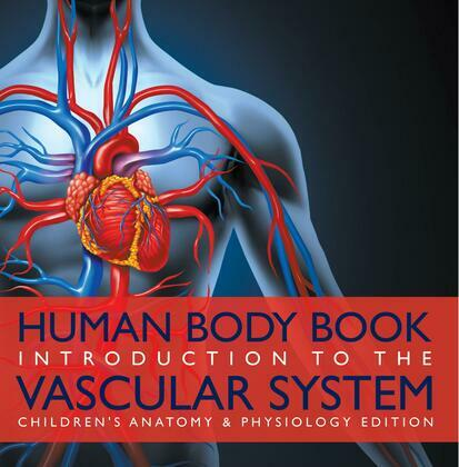 Human Body Book | Introduction to the Vascular System | Children's Anatomy & Physiology Edition
