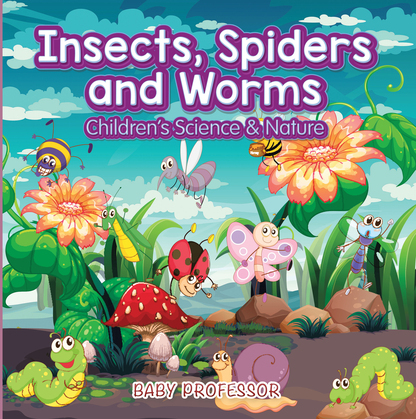 Insects, Spiders and Worms | Children's Science & Nature