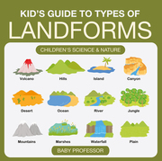 Kid's Guide to Types of Landforms - Children's Science & Nature