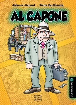 Connais-tu? - En couleurs 15 - Al Capone