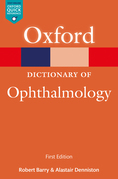 A Dictionary of Ophthalmology