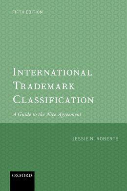 International Trademark Classification 5e