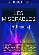LES MISÉRABLES | 5 TOMES | PACKAGE