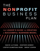 The Nonprofit Business Plan