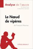 Le Noeud de vipères de François Mauriac (Analyse de l'oeuvre)