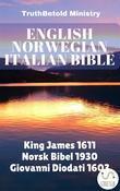 English Norwegian Italian Bible